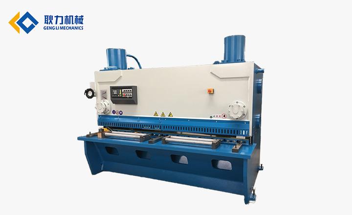 QC11Y-20X2500液压闸式剪板机